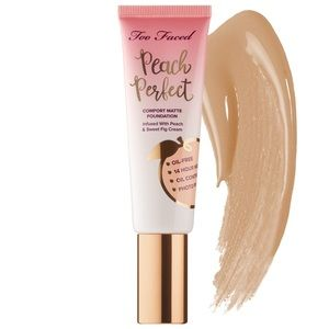 Too Faced Peach Perfect Foundation - Latte